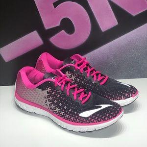 Brooks PureFlow 3D FitPrint light weight shoes